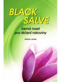 Kniha Black salve + návod k použití