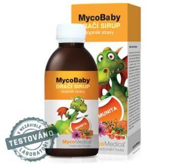 MycoBaby Dračí sirup