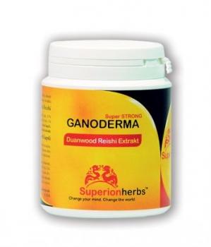 Superionherbs Ganoderma, Duanwoood Red Reishi, Extrakt 40%