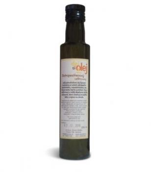 Ostropestřecový panenský olej