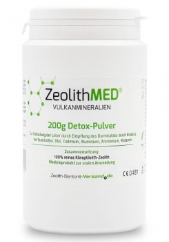 Zeolith MED® 200g prášek