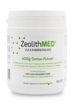 Zeolith MED® 400g prášek