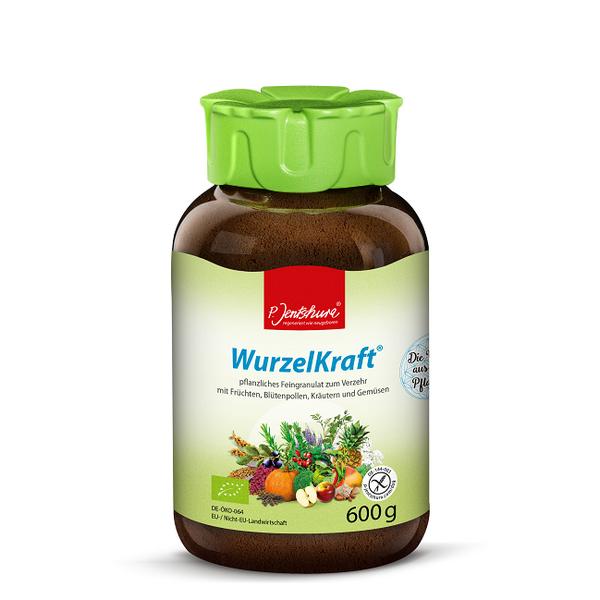 P. Jentschura WurzelKraft 600 omnimolekulární BIO potravina