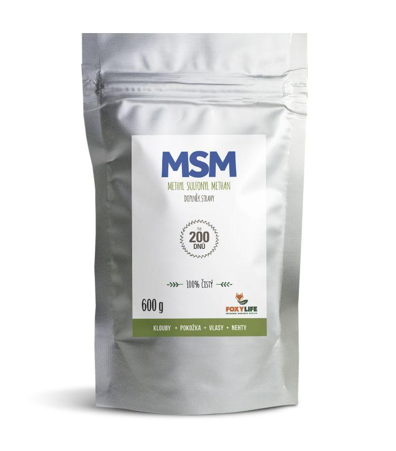 MSM 600g