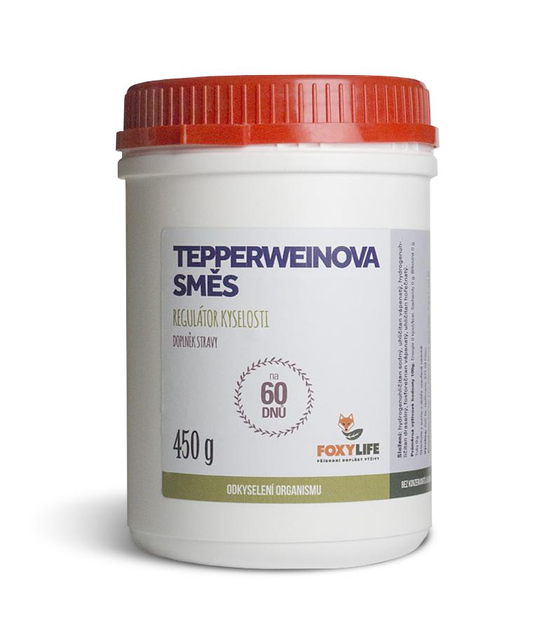 TEPPERWEINOVA SMĚS 450 g