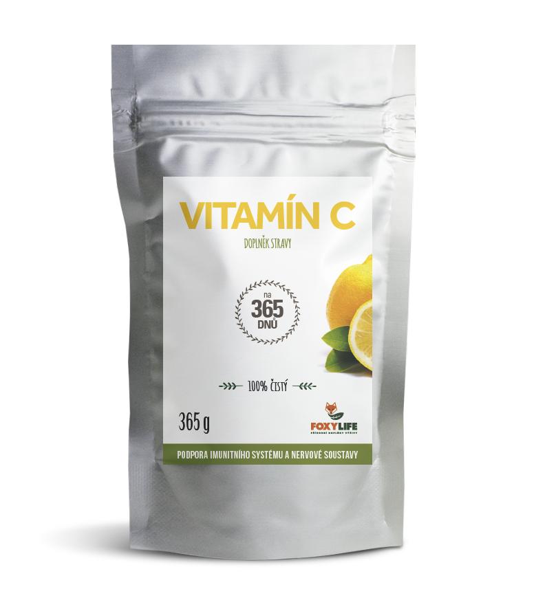 VITAMÍN C 365 g
