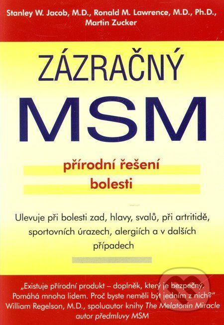 Zázračný MSM