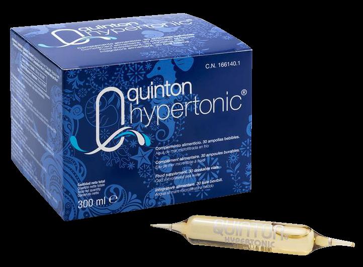 QUINTON Hypertonic - mořská plazma
