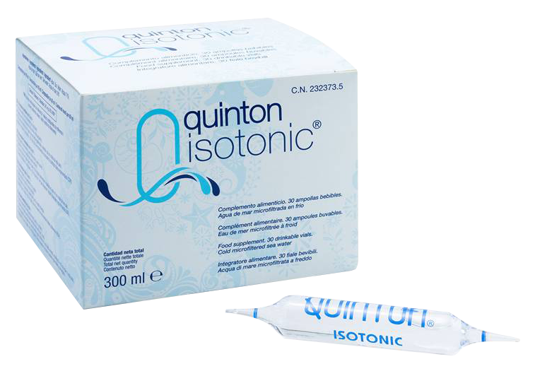 QUINTON Isotomic - mořská plazma