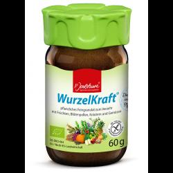 P. Jentschura WurzelKraft 60g omnimolekulární BIO potravina